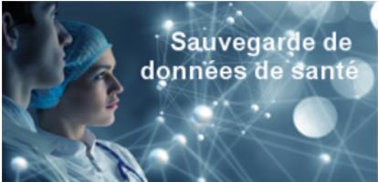 Web conférence Sauvegarde de données de santé (distributeurs informatiques)