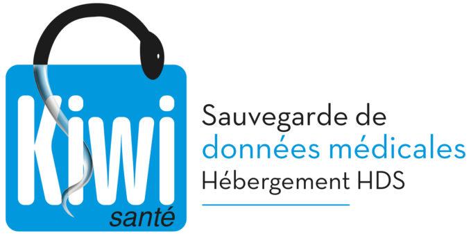 Logo Kiwi Santé sauvegarde données santé