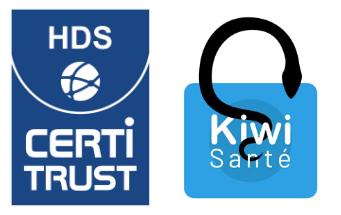 Kiwi Santé obtient la certification HDS